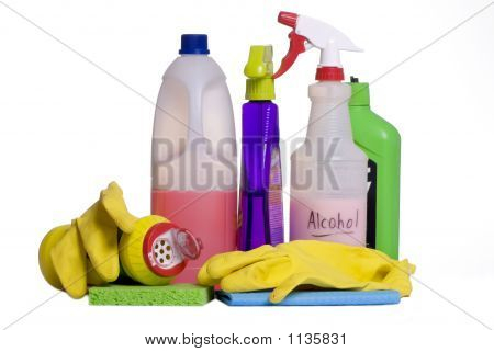 Cleaning Supplies 5