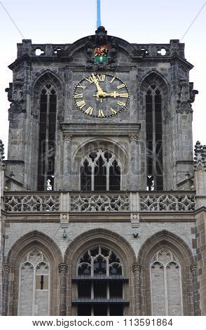 Lawrence Saint Church In Rotterdam;
