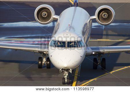 Canadair Crj-900Lr