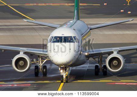 Alitalia Cityliner Embraer Erj-175Std