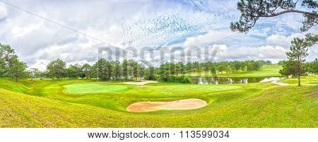 Panorama Golf Dalat