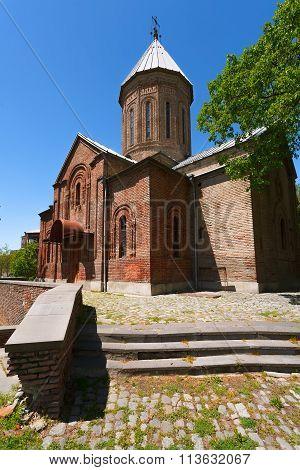 The Christian Church In Georgia.
