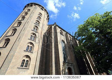 Round Tower Of Copentagen