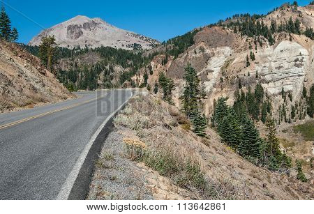 Volcanic Park Road