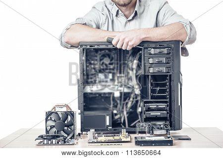 Master of computer repair.