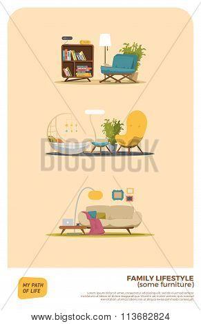 Some furniture set