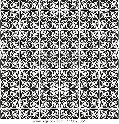 Seamless Pattern. Stock Illustration.