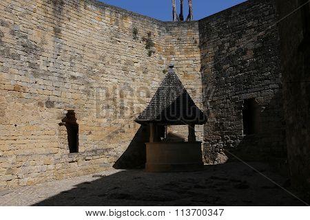 Chateau De Castelnaud La Chapelle, Dordogne, France