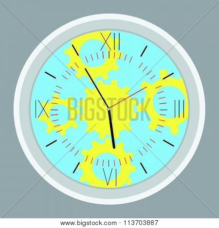 Time planning design gear