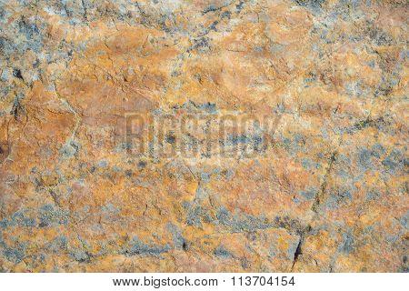 Natural Multi Colored Sedimentary Rock Background