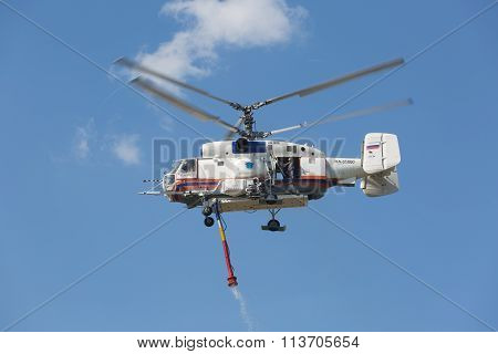 Helicopter Kamov 32A