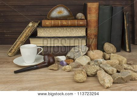 The study of mineralogy