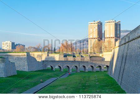 Bridge To The Citadel