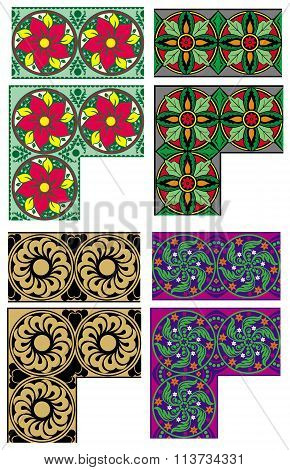 Color Ornament For Decoration