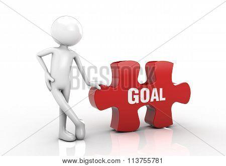 Goal Puzzle