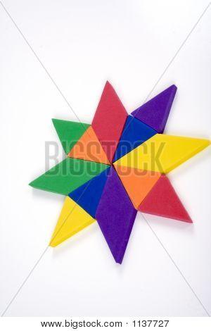 Geometric Star 2