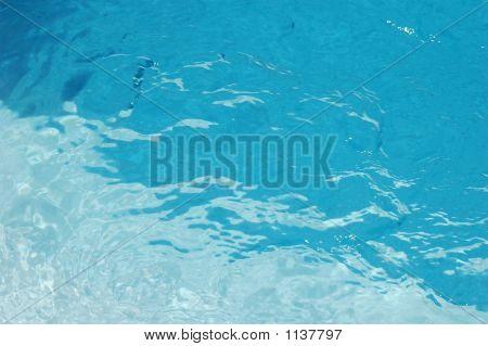 Wrinkled Water