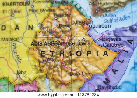 Federal Democratic Republic Of Ethiopia .