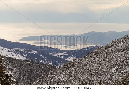 View From Mount Parnassos