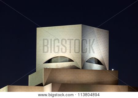 Museum Of Islamic Arts In Doha, Qatar