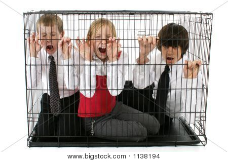 Caged Kids