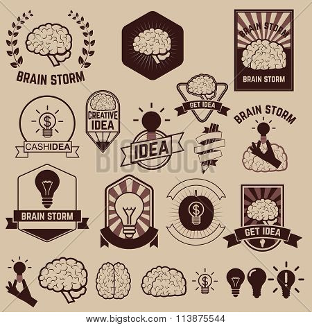 Get Idea. Brainstorm