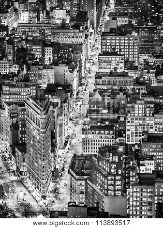The Flatiron District