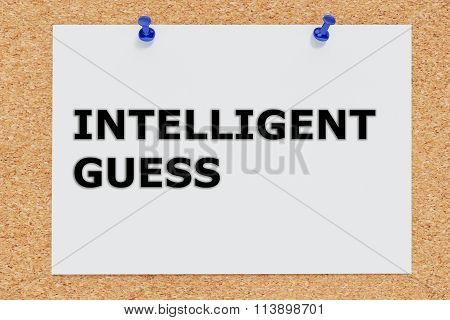 Intelligent Guess Concept