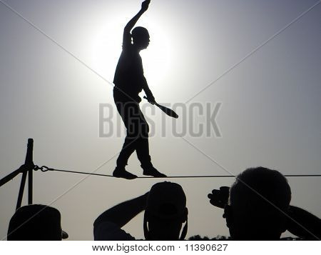 Life on A Rope