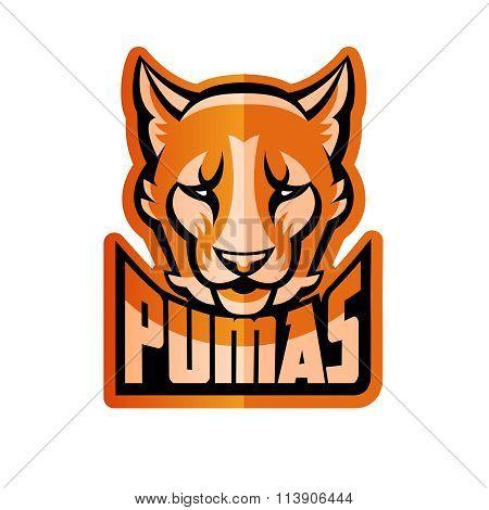 Puma Mascot