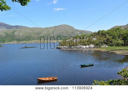 lady's view point at Killarney Ireland