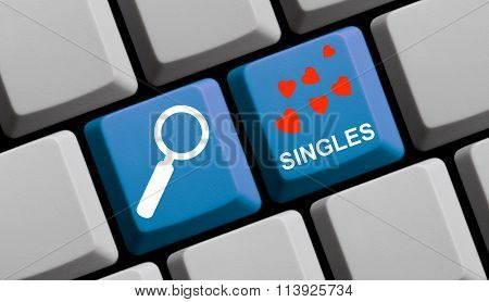 Search For Singles Online