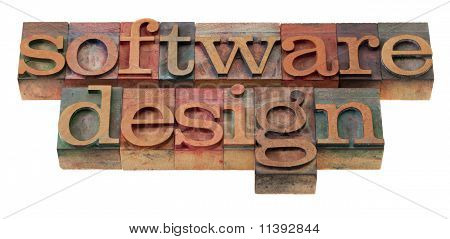 Software Design In Letterpress Type