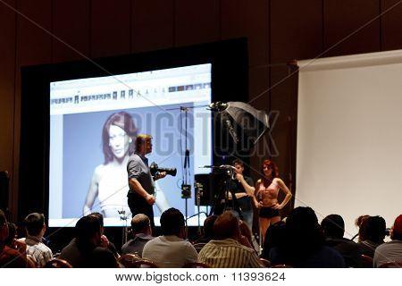 Photographic Training At Photoshop World