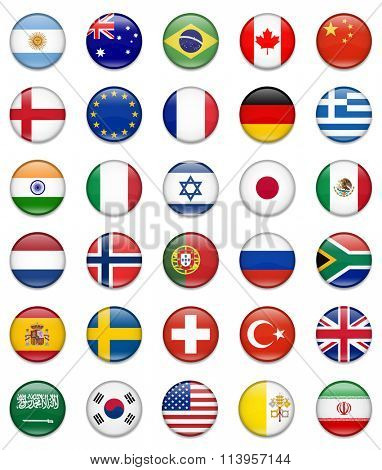 Most Popular Flag Collection
