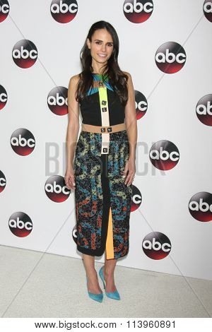 LOS ANGELES - JAN 9:  Jordana Brewster at the Disney ABC TV 2016 TCA Party at the The Langham Huntington Hotel on January 9, 2016 in Pasadena, CA