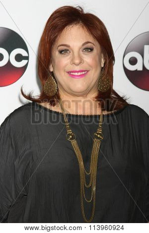 LOS ANGELES - JAN 9:  Lesley Boone at the Disney ABC TV 2016 TCA Party at the The Langham Huntington Hotel on January 9, 2016 in Pasadena, CA