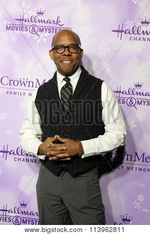 LOS ANGELES - JAN 8:  Ken Wingard at the Hallmark Winter 2016 TCA Party at the Tournament House on January 8, 2016 in Pasadena, CA