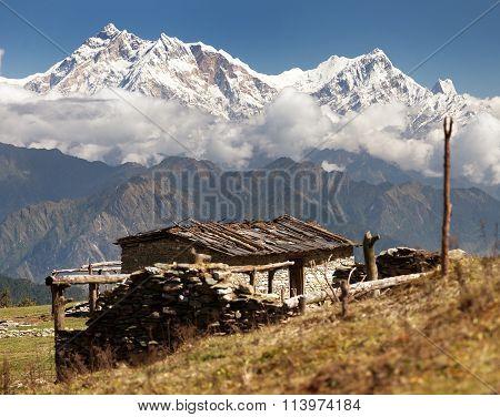 Mount Annapurna - Nepal