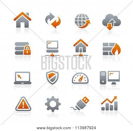 Web Developer Icons // Graphite Series