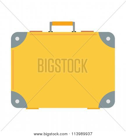 Business bag suitcase vector illustration. Business bag suitcase isolated on background. Business bag case symbol. Business bag. Business bag for office. Business case vector. Office work, business