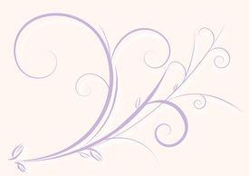 Violet Curls