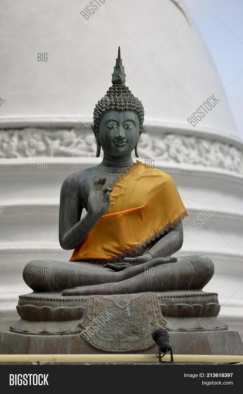 Buddha Figures Seema Image & Photo (Free Trial)   Bigstock