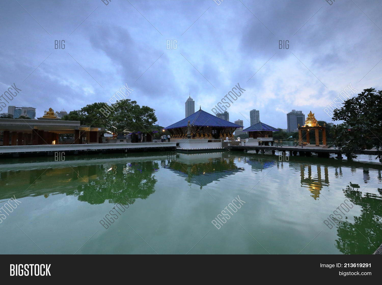 Seema Malaka Temple Image & Photo (Free Trial)   Bigstock