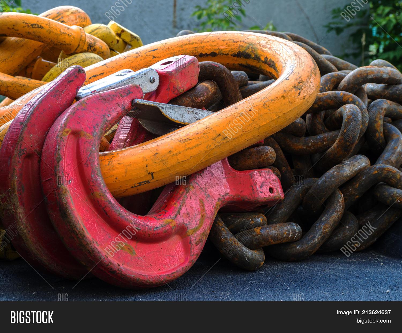Huge Metal Hook Image & Photo (Free Trial) | Bigstock