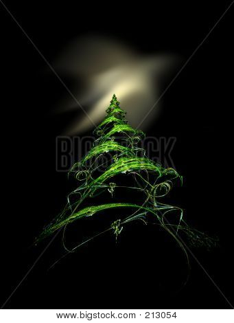 Christmas Tree Aurora