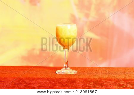 Freshness Alcoholic Beverage Or Shot
