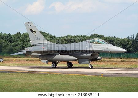 Italian Air Force F16 Fighter Jet Plane