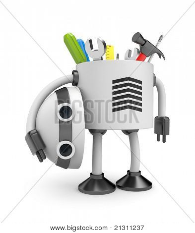 Roboter-Arbeitnehmer