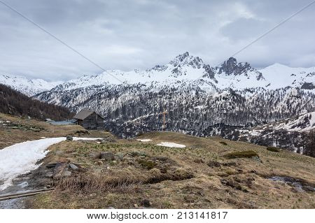 Ecrins National Park is one of the ten French national parks located in the south-eastern part of France and consists in a mountainous region of the Dauphine Alps